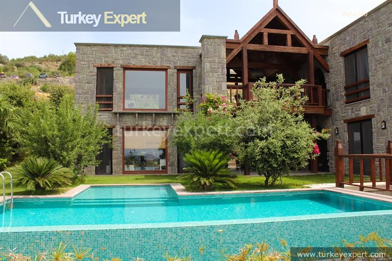 11luxury bodrum stone villas with32