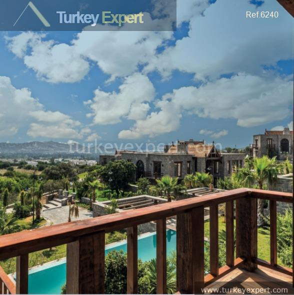luxury bodrum stone villas with2