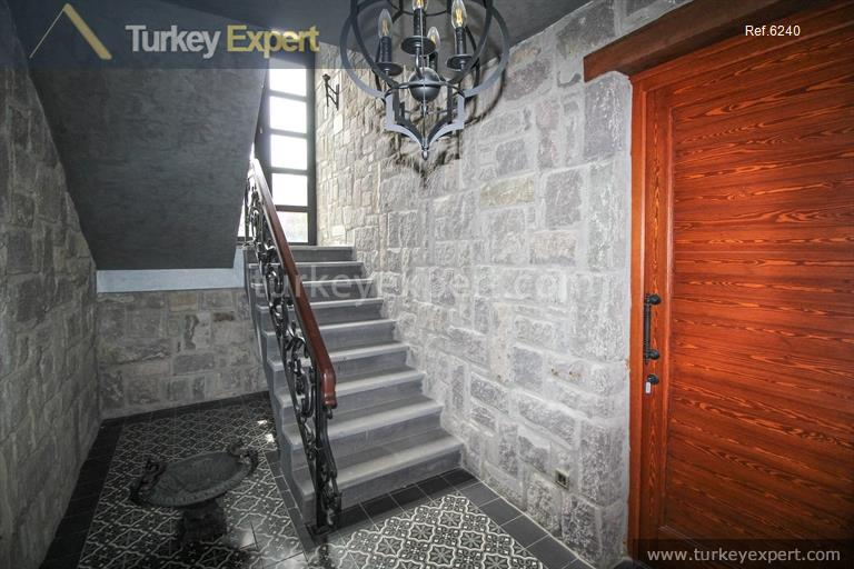 luxury bodrum stone villas with20