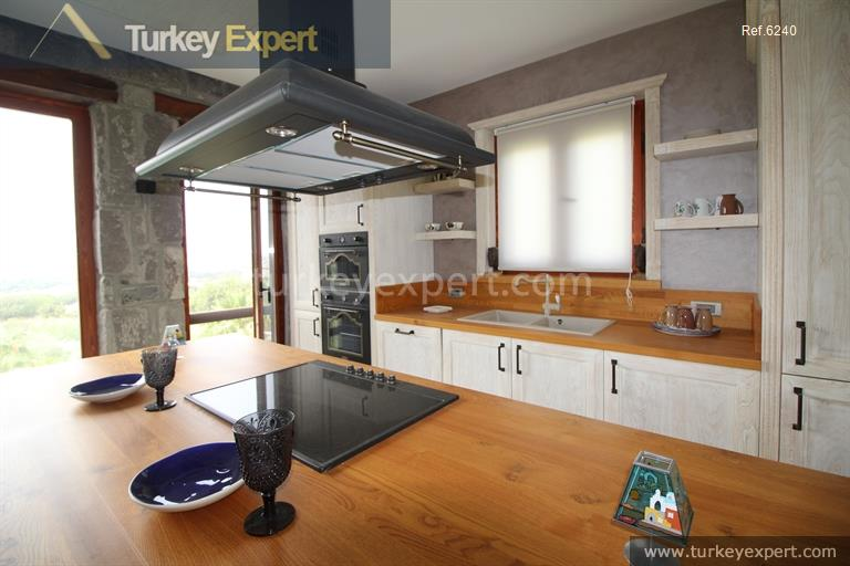 luxury bodrum stone villas with27
