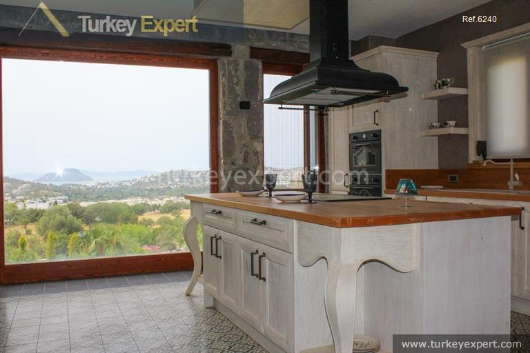 luxury bodrum stone villas with29