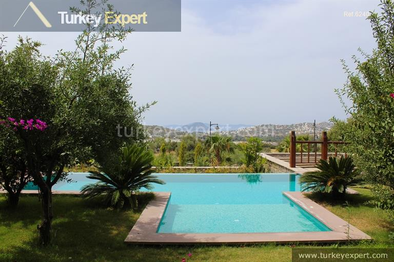 luxury bodrum stone villas with35