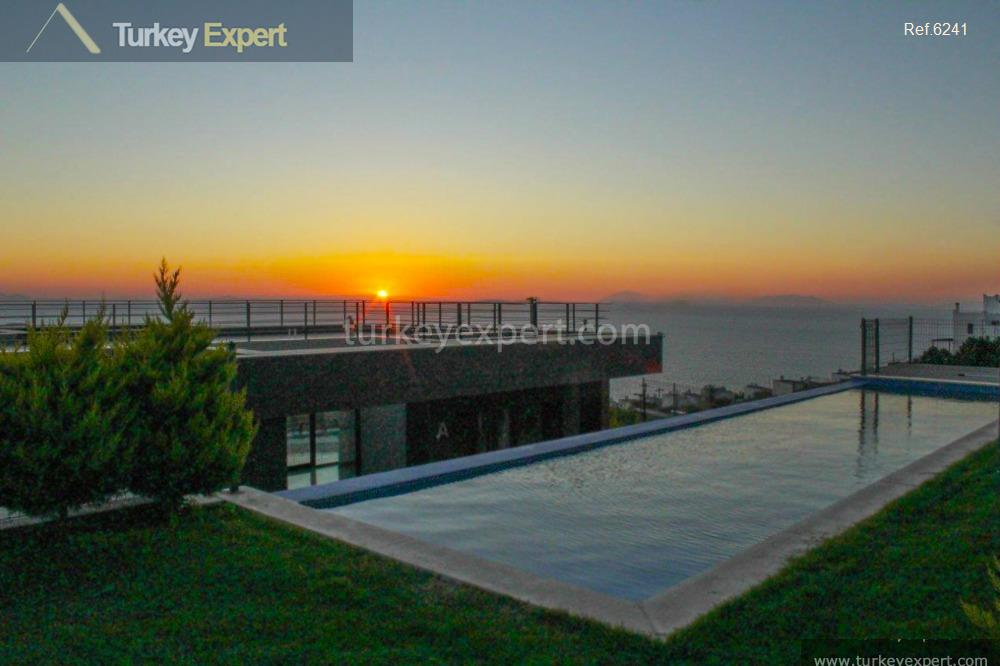 luxury bungalows with sea views17