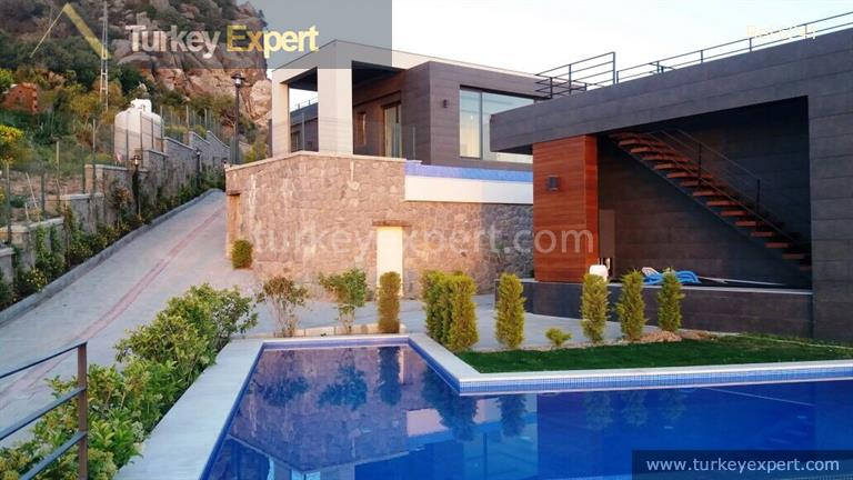 luxury bungalows with sea views19
