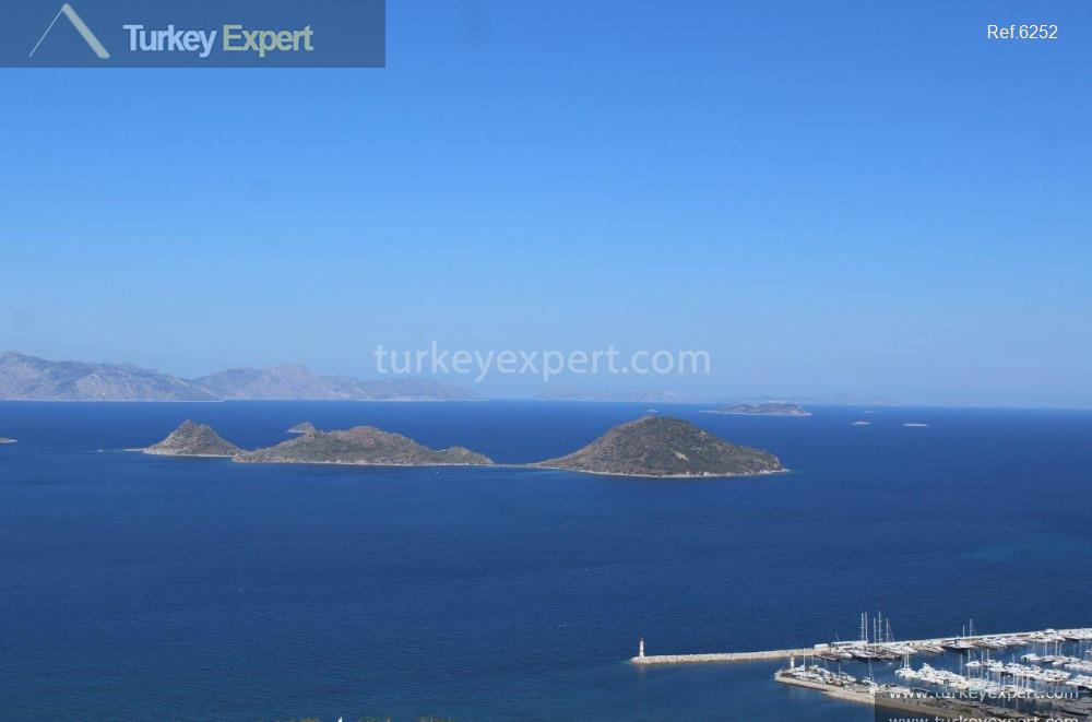 1land in bodrum with exceptional1