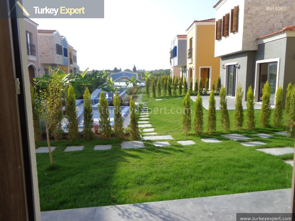 2bedroom apartment with garden and3