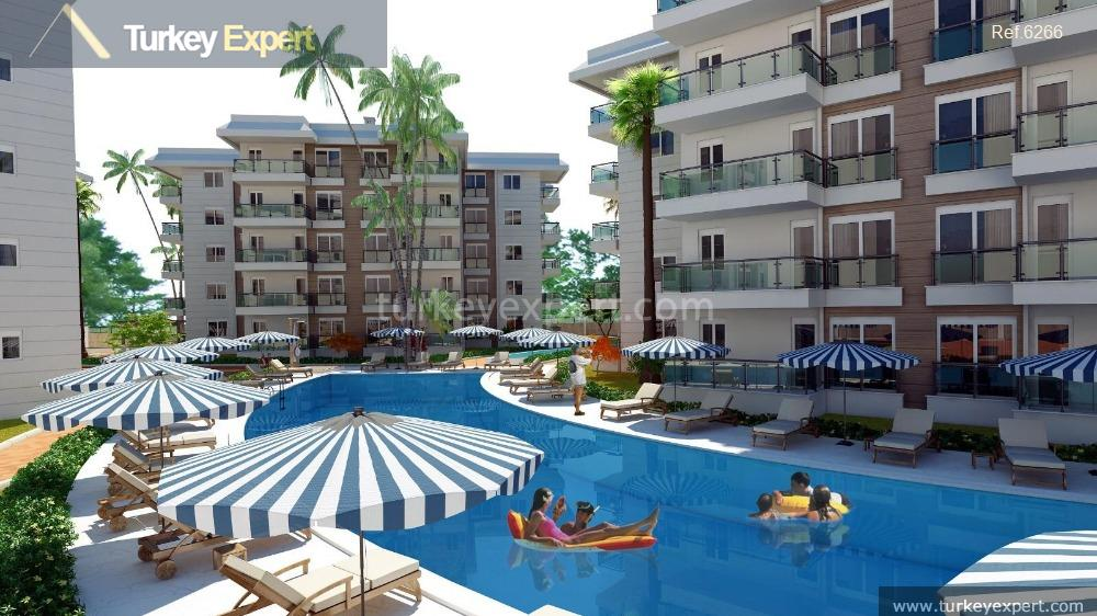 1new project antalya apartments in8