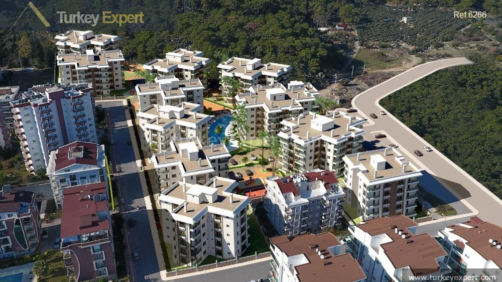 new project antalya apartments in1