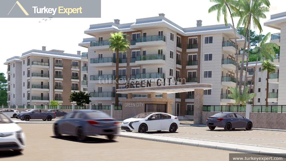 new project antalya apartments in6