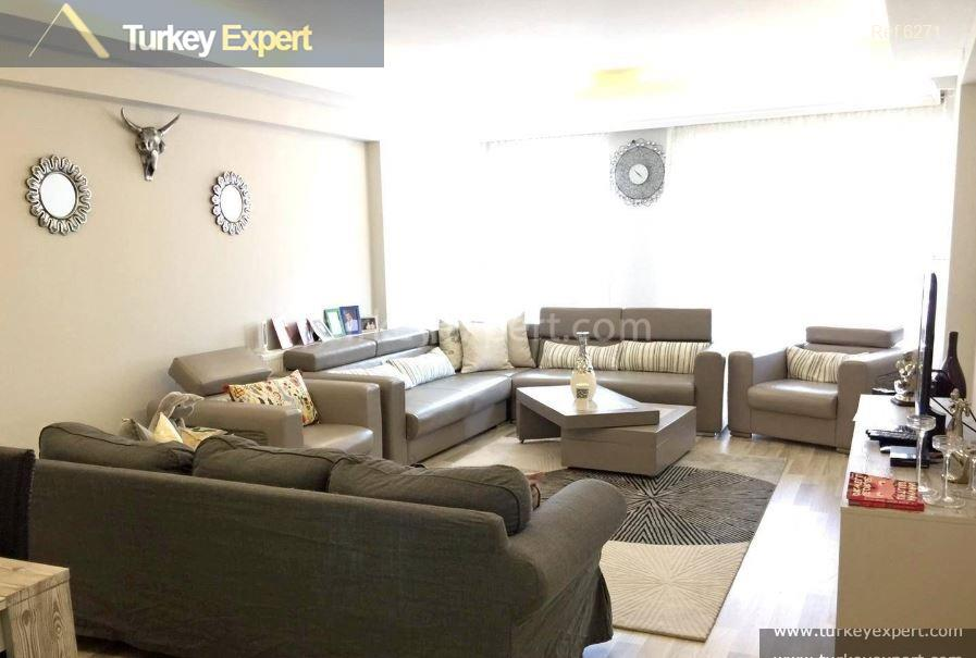 1spacious highend apartment in izmir3