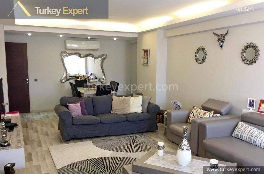 spacious highend apartment in izmir4