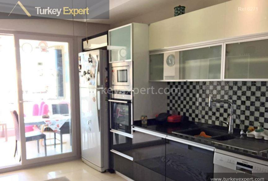 spacious highend apartment in izmir9