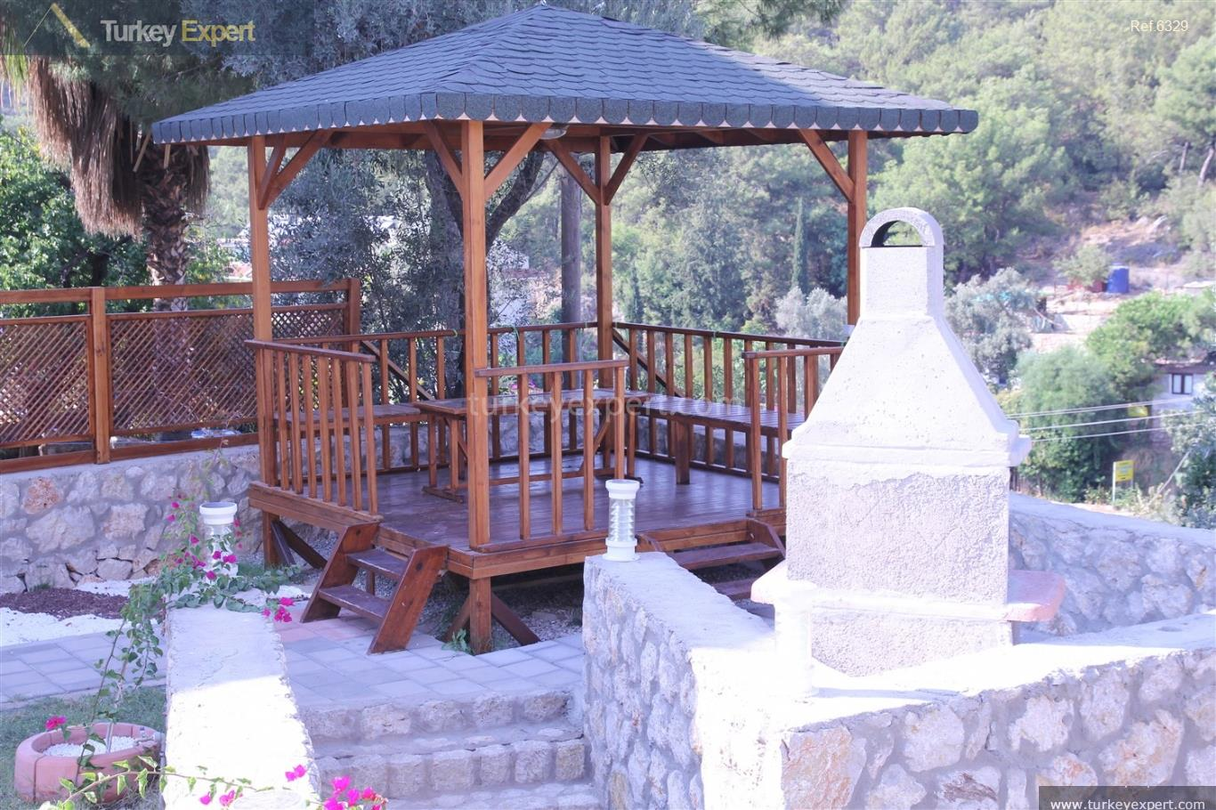 5luxury villa in fethiye for23
