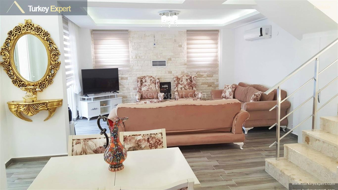 luxury villa in fethiye for10