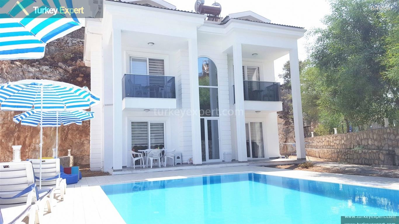 luxury villa in fethiye for5