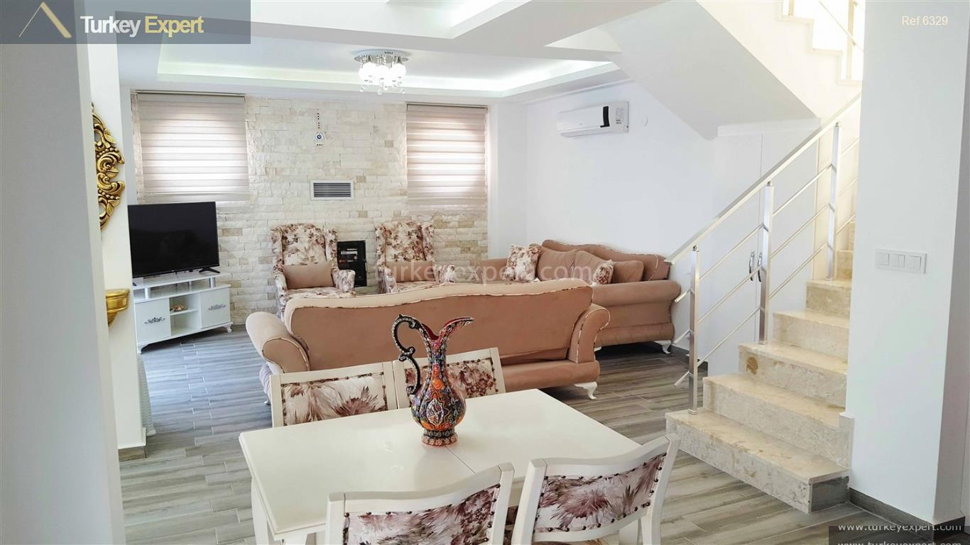 luxury villa in fethiye for7