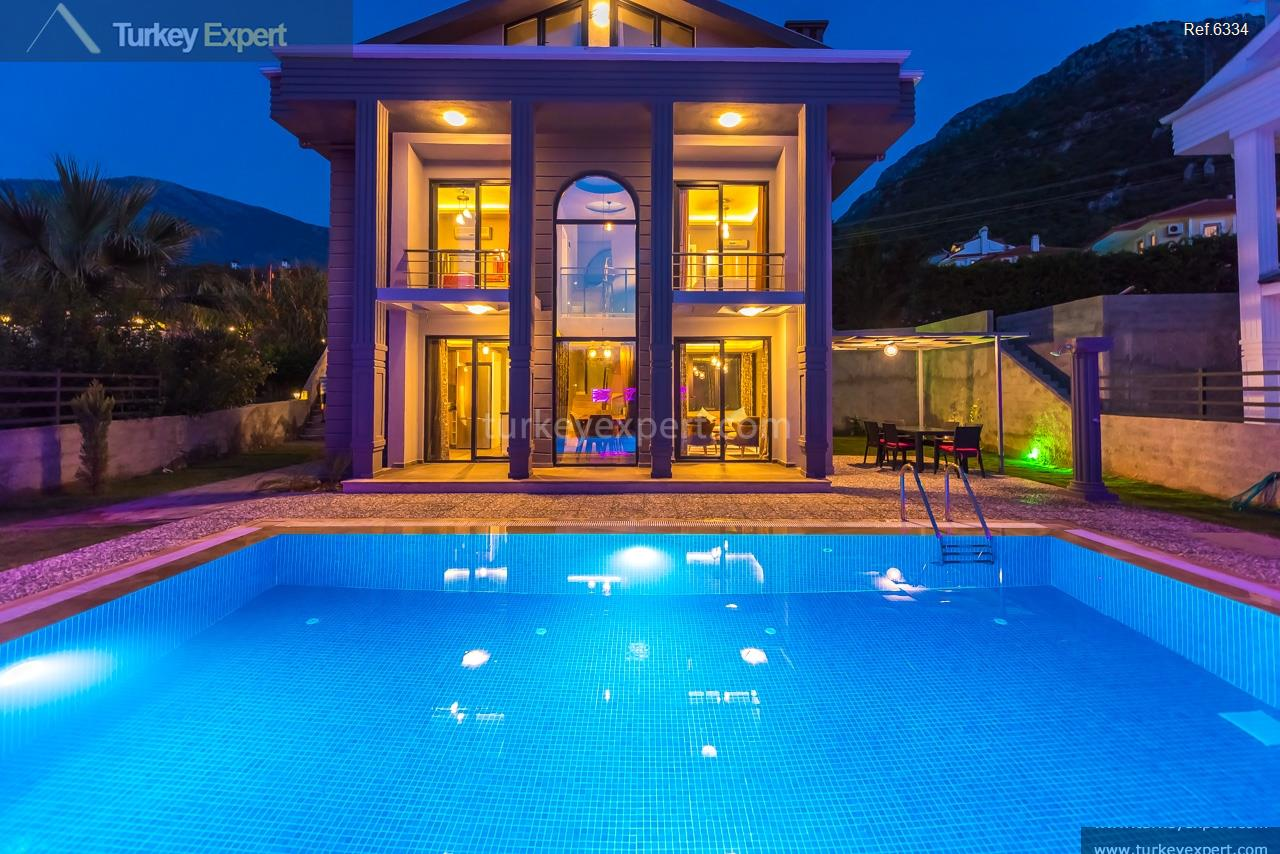 1villa with pool in oludeniz3