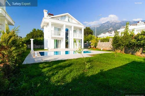 Detached villa for sale in Oludeniz, Hisaronu center