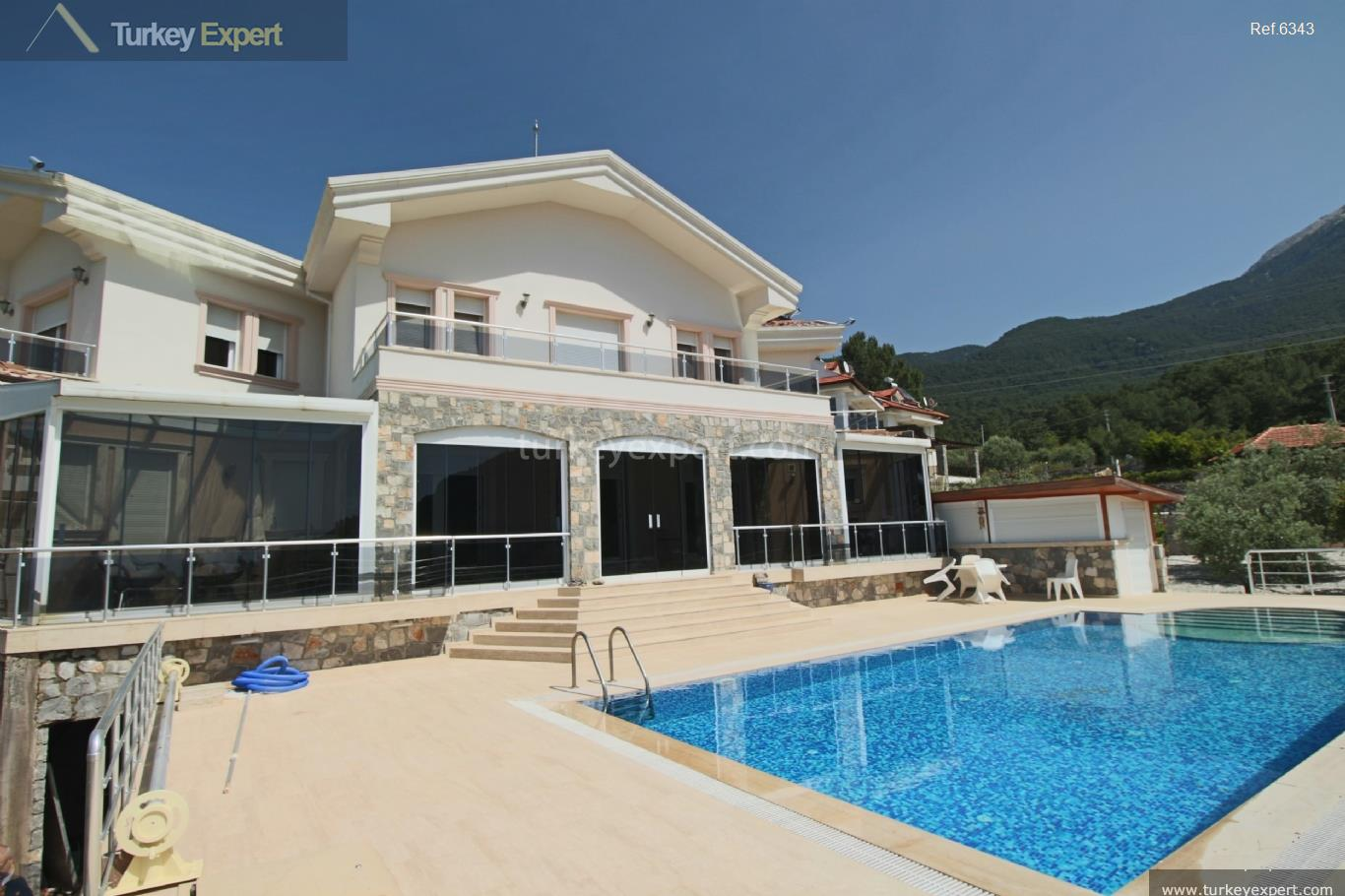 2stunning private villa in oludeniz33