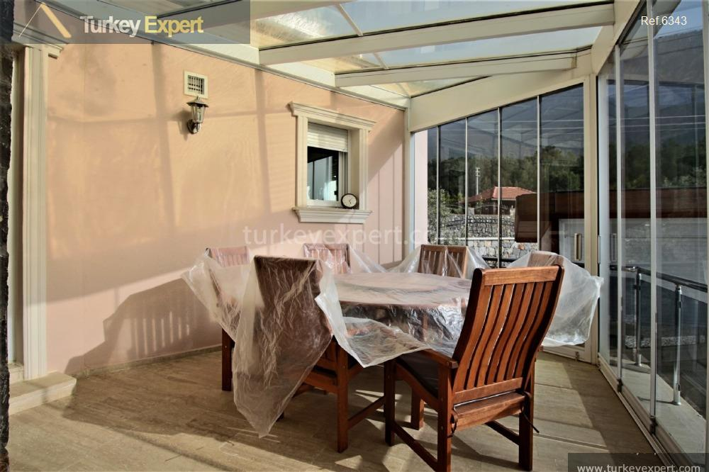 stunning private villa in oludeniz28