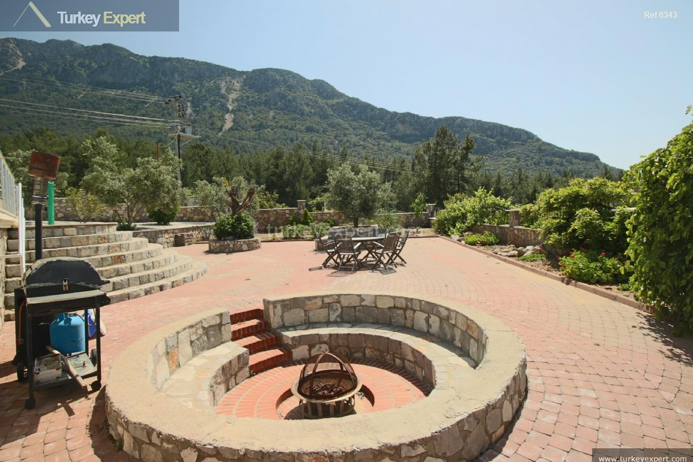 stunning private villa in oludeniz36