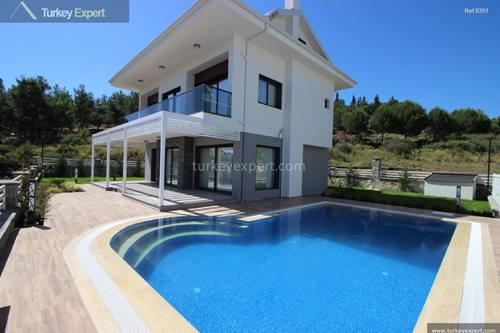 Luxury villa for sale in Calis Fethiye with five bedrooms