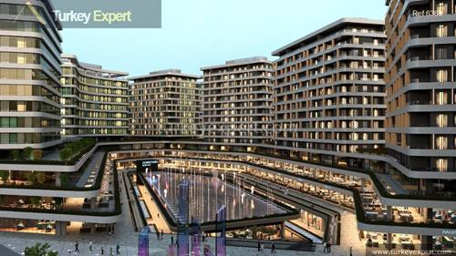 Apartments for sale in Bursa center on a prestigious development