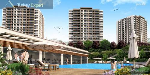 Quality apartments for sale in Beylikduzu Istanbul suitable for citizenship