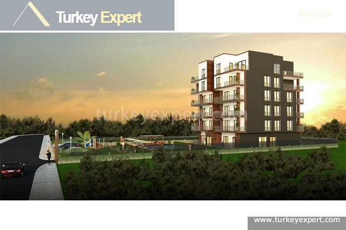 bursa apartments near the university1
