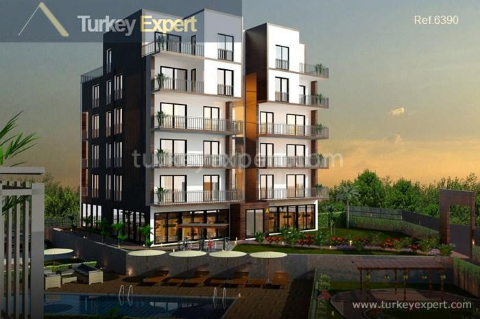 bursa apartments near the university4