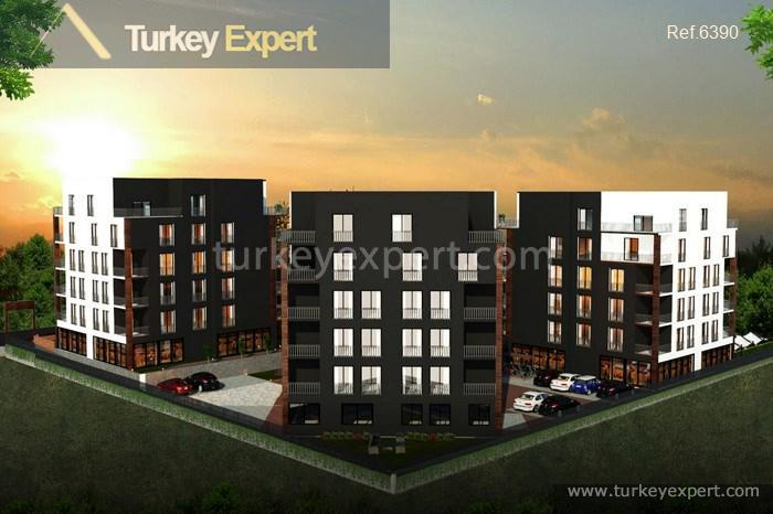 bursa apartments near the university5