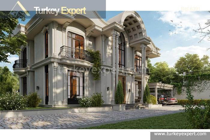 luxury private villas in bursa5