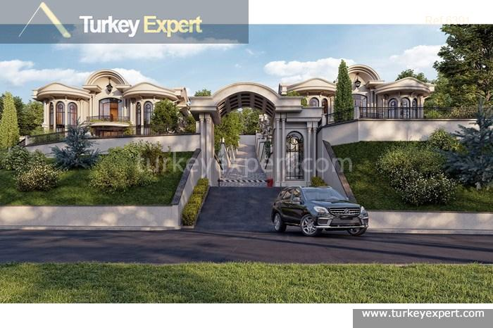 luxury private villas in bursa6