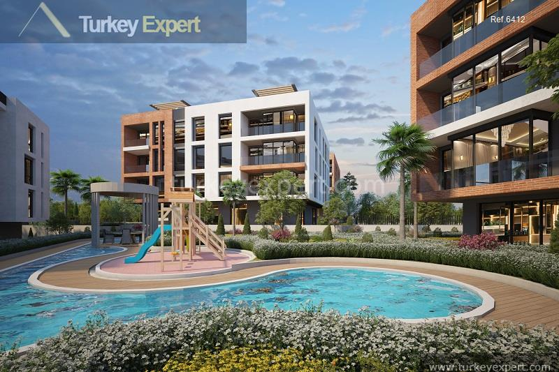 sea view apartments in istanbul101