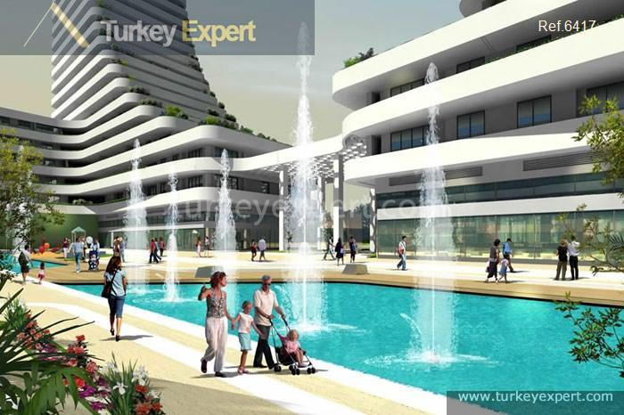 1modern apartments in bursa with102