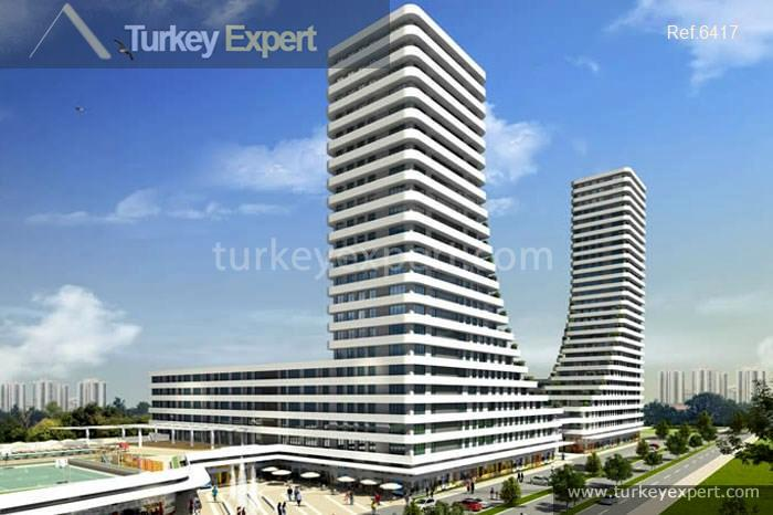 modern apartments in bursa with1