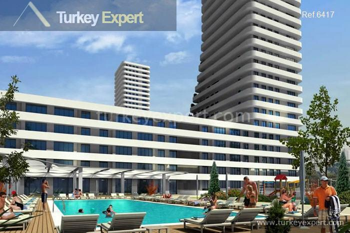 modern apartments in bursa with101