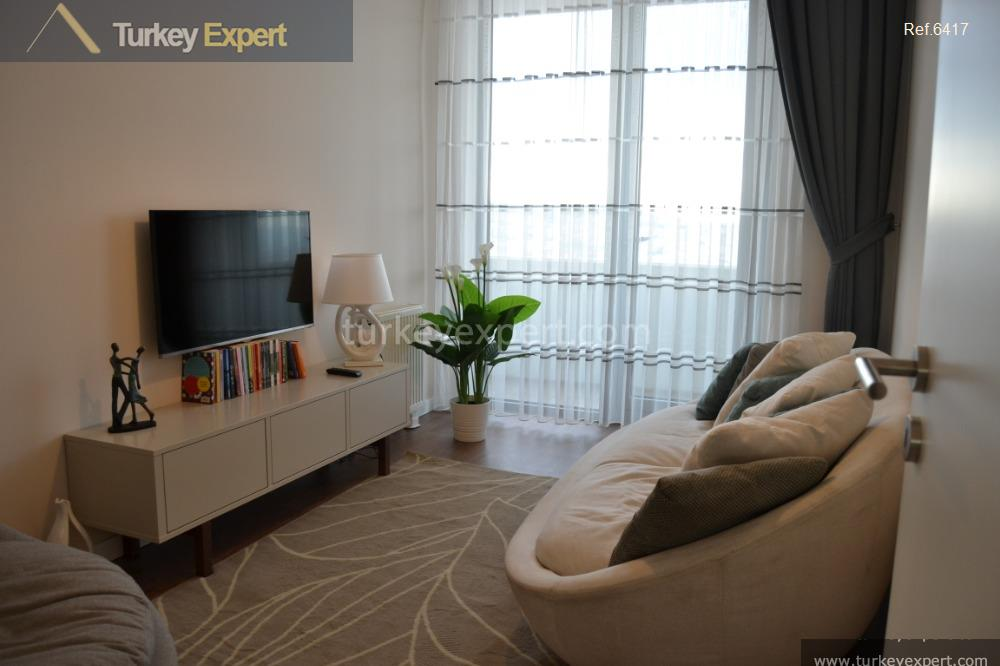 modern apartments in bursa with12