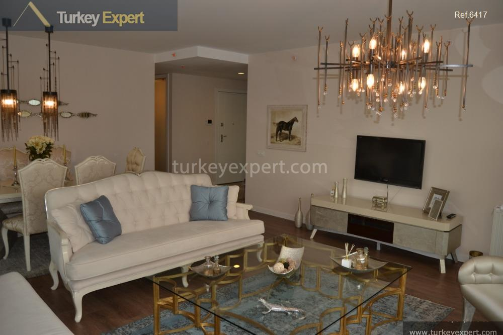 modern apartments in bursa with14