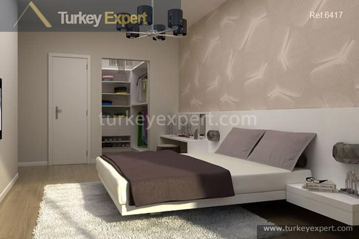 modern apartments in bursa with16