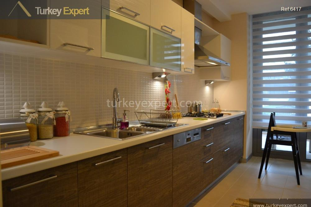 modern apartments in bursa with21