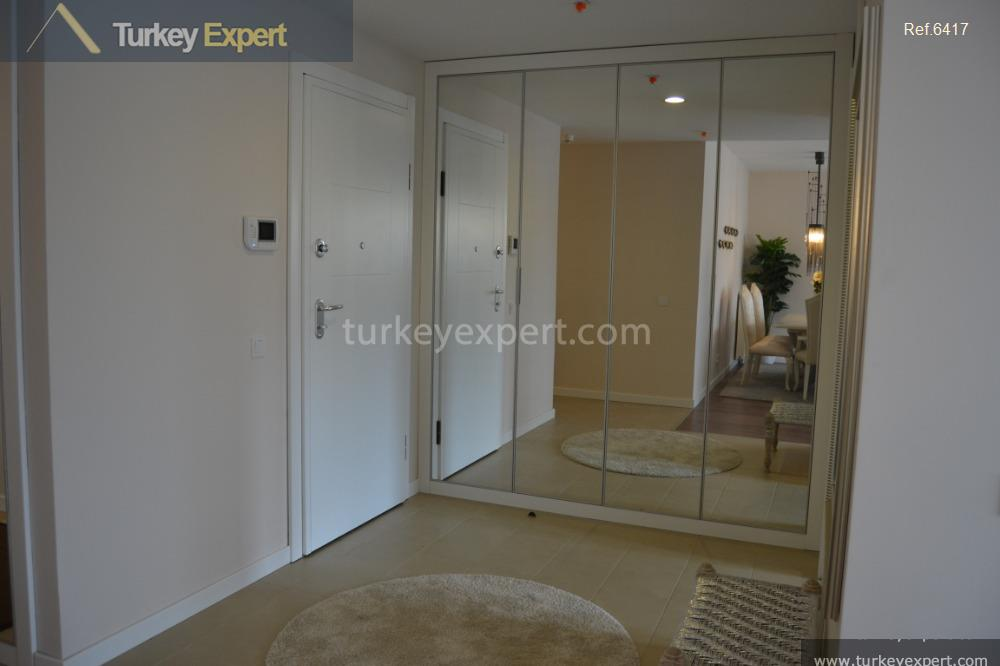 modern apartments in bursa with8