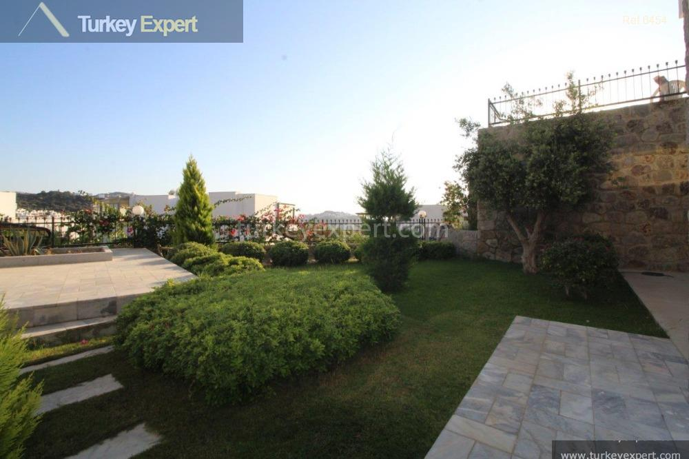 villa in bodrum with luxury1002
