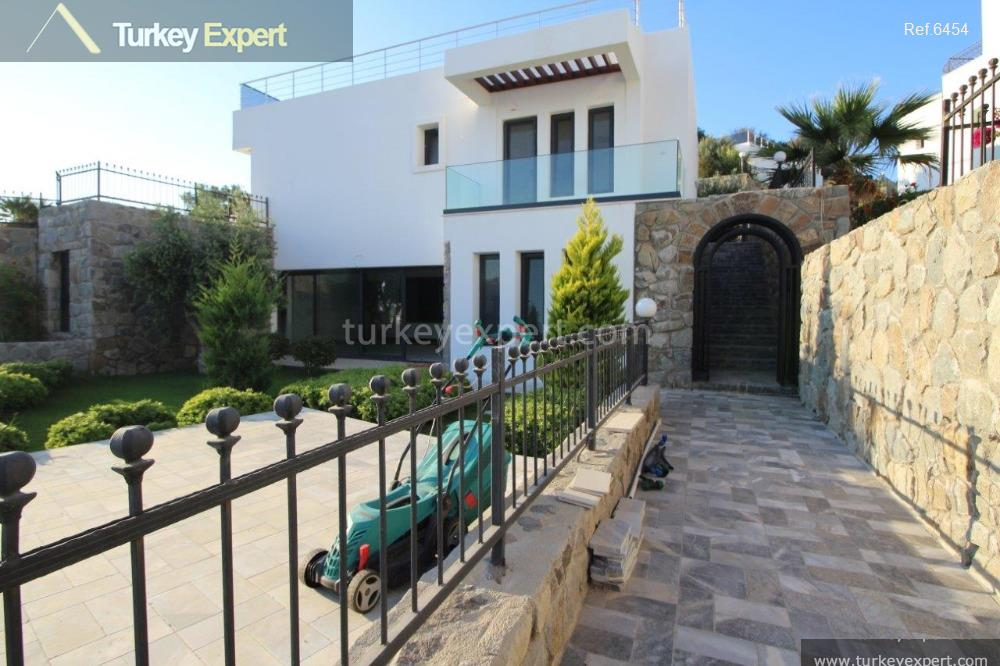 villa in bodrum with luxury102