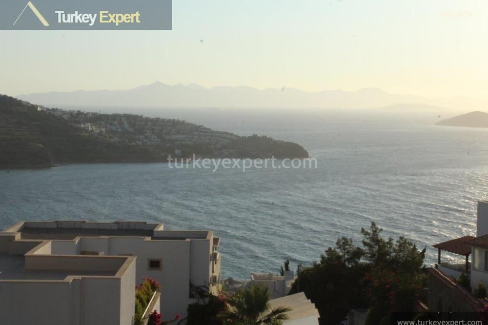 villa in bodrum with luxury103