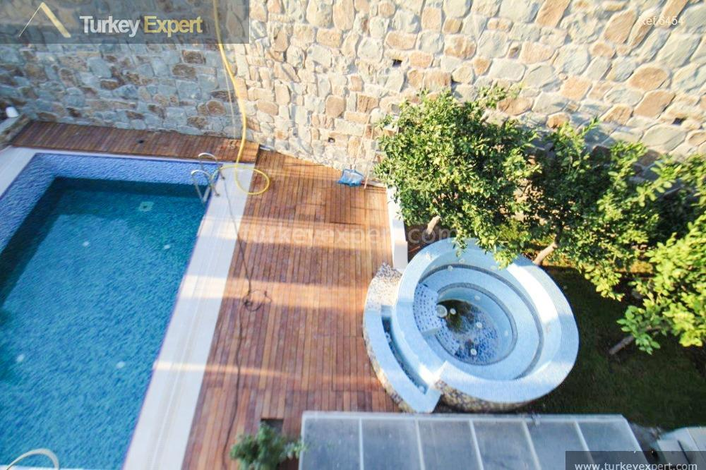 villa in bodrum with luxury106