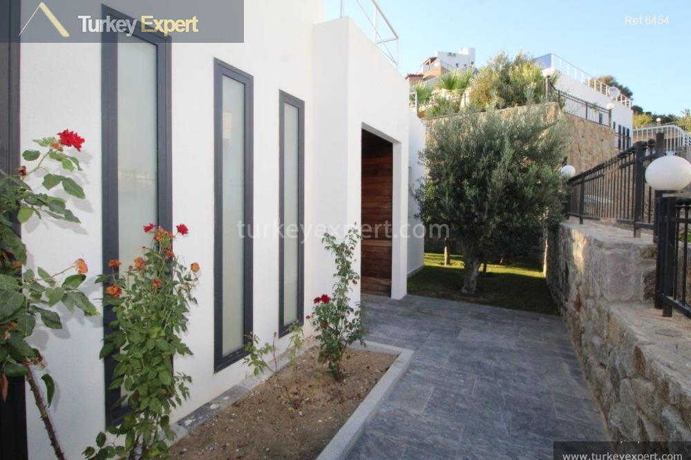 villa in bodrum with luxury107