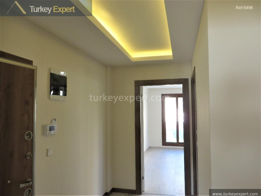 residential apartment in izmir with12