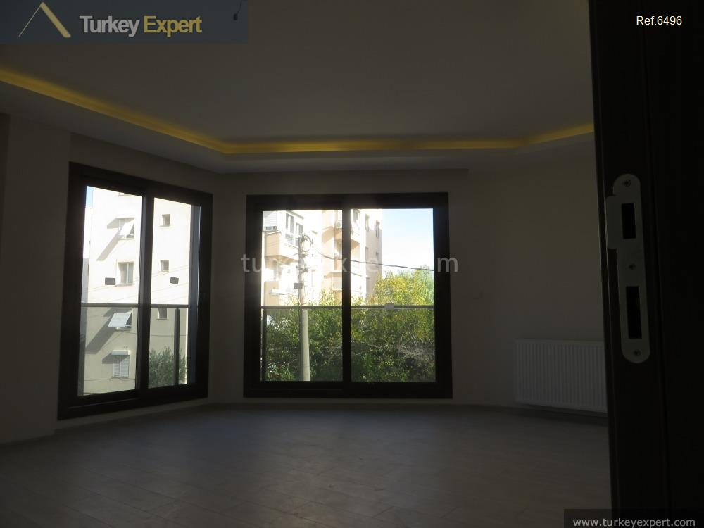 residential apartment in izmir with3