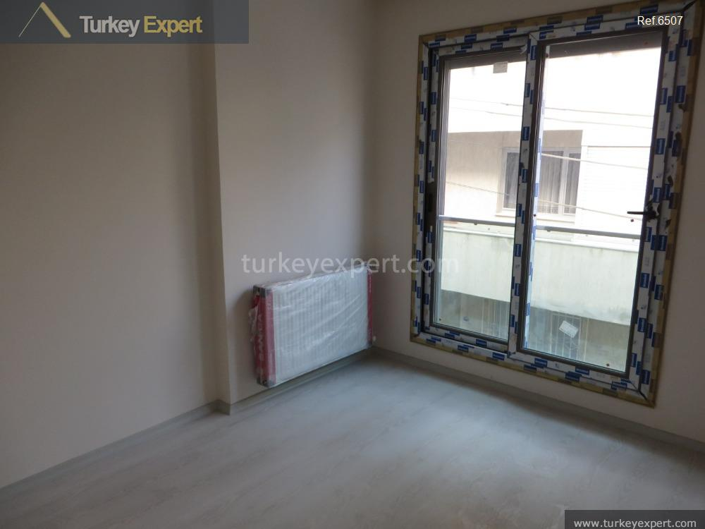 new apartment in balcova with5